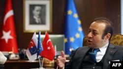 Турскиот минситер за евроинтеграции Егемен Баџис