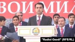 Rustam Emomali: Sooner rather than later?