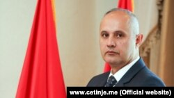 Aleksandar Kašćelan (na fotografiji, datum nepoznat) poziva na smirivanje tenzija