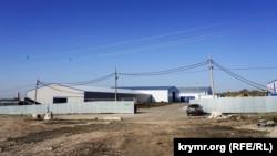 Мусоросортировочный завод в Симферополе