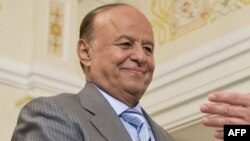 عبدو ربه منصور هادی رئیس جمهور یمن