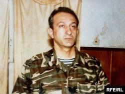 XTPD-nin mərhum komandiri Rövşən Cavadov