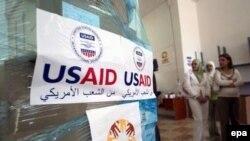 Ограниченная помощь поступает палестинцам из США и сейчас