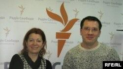 Наталія Влащенко, Сергій Вовк