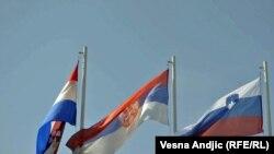 Tadić, Kosor i Pahor sastali se u Smederevu