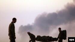"""В секторе Газа продолжаются тяжелые бои, однако уже есть новости и о возможном перемирии, и о """"гуманитарных коридорах"""" для помощи пострадавшим"""