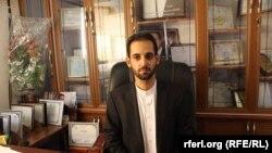 عبدالله حارث رئیس گمرک شیرخان بندر کندز