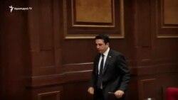 Ընդդիմադիր խմբակցություններն ԱԺ նախագահի պաշտոնում Ալեն Սիմոնյանի ընտրվելը կվիճարկեն ՍԴ-ում