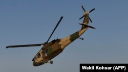آرشیف: چرخبال نیروهای هوایی افغان