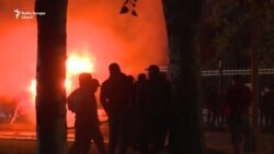 Proteste violente în Kîrgîzstan după alegeri
