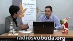 Валерія Лутковська в ефірі Радіо Свобода