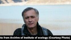 Директор Института экологии Абхазской академии наук, известный ученый и энтомолог Роман Дбар