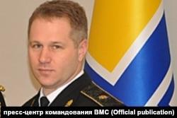 Дмитрий Шакуро, в прошлом – контр-адмирал ВМС ВСУ