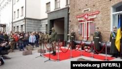 Камандзір тактычнай групы «Беларусь», якая ваюе на Данбасе, Ігар