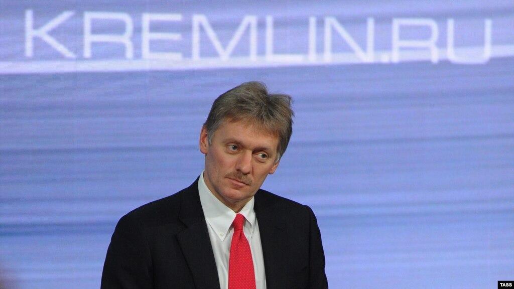 Пєсков: Росія не підписуватиме енергоконтракт зпунктом про український Крим