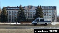 Магілёўскі абласны суд, у якім будуць разглядаць справу Казакевіча, архіўнае фота