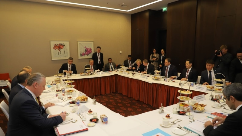 Զոհրաբ Մնացականյանը մասնակցել է ՀԱՊԿ անդամ-պետությունների ԱԳ նախարարների հանդիպմանը