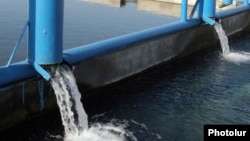 Ոռոգման ջրի ռեզերվուար Հայաստանում