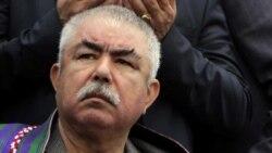 'Ýurduna goýberilmedik' general Dostum Türkmenistana bardy