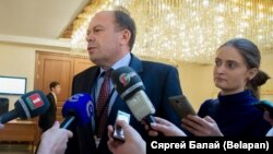 Дэпутат Палаты прадстаўнікоў Валеры Варанецкі