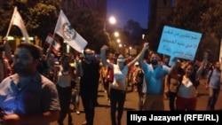 Протести у Лівані, Бейрет, 23 серпня 2015