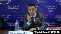Джамолиддин Нуралиев, заместитель председателя Нацбанка Таджикистана