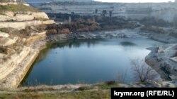 Так озеро виглядає зараз, 4 января 2021 года