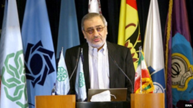 Tahmaseb Mazaheri stepped down as Iranian central bank chief in 2008.