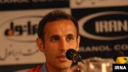 يحيی گلمحمدی، سرمربی پرسپولیس