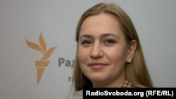 Оксана Юринець
