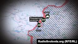 Просунувшись вперед, ЗСУ заблокували транспортну артерію, якою бойовики перевозили необхідне для них