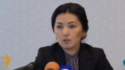 Заявление Аиды Саляновой