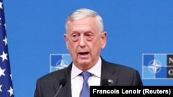 Бывший глава Пентагона Джеймс Мэттис