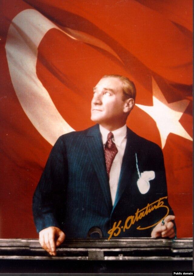 Ататюрк сбросил турецких пушкиных с корабля современности