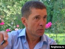 Journalist Gennady Pavlyuk