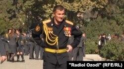 Гулмурод Халимов. Фото из архива Радио Озоди. При перепечатке фото ссылка на Радио Озоди обязательна