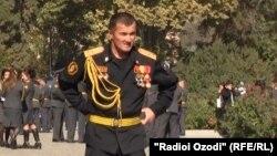 Бехруз Гулмурод, сын экс-командира ОМОН МВД РТ Гулмурода Халимова.