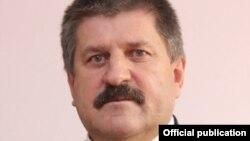 Генадзь Салавей, новы старшыня Гомельскага аблвыканкаму, архіўнае фота