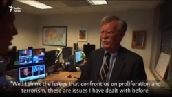 John Bolton Talks About What His Priorities Will Be A National Security Adviser