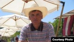Журналист Мамат Сабыров аңгеме жанрынын жүгүн көтөргөн авторлордун бири