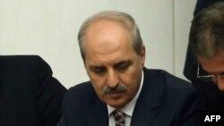 турскиот вицепремиер Нуман Куртулмуш