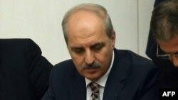 Թուրքիայի փոխվարչապետ Նուման Քուրթուլմուշ, արխիվ