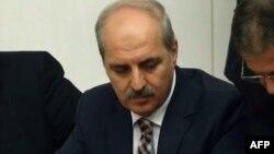 نئومان کورتولموش، سخنگوی دولت ترکیه