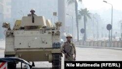 Перед референдумом в Каир и другие города были введены дополнительные войска