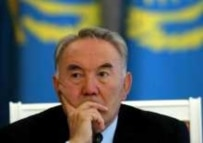 President Nazarbaev (file photo)