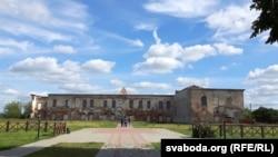 Быхаўскі замак у рэальнасьці