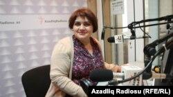Хадиджа Исмаил.