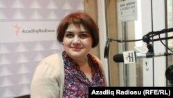 Журналист-расследователь Хадиджа Исмаил. Архивное фото