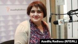 Araşdırmaçı jurnalist Xədicə İsmayıl
