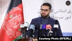 حمدالله محب٬ مشاور امنیت ملی رئیس جمهور افغانستان